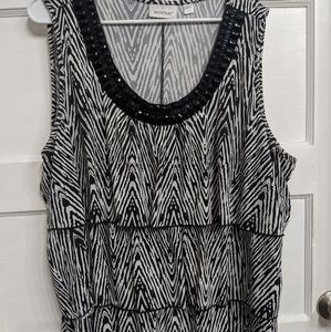 Avenue Sleeveless Top